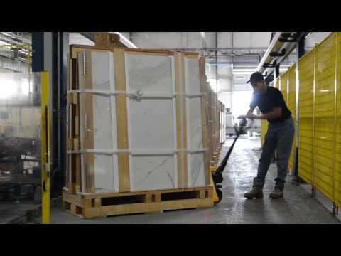 Stonepeak: Handling large porcelain panels