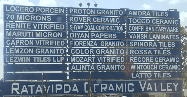 ceramic directory morbi